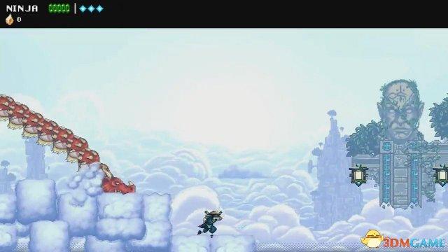 忍者龙剑传风格游戏《信使》曝光 内容有趣吸引人