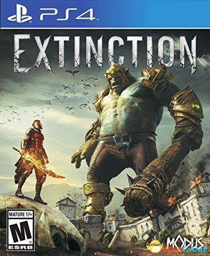 <b>《灭绝》PS4版容量曝光 12小时流程这容量很意外</b>