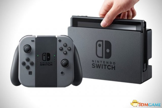 零售商:Switch会继续大卖 还有很多游戏未公布