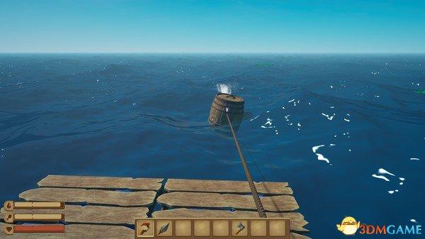 建造海上围城!创意游戏《Raft》5.24日登陆Steam
