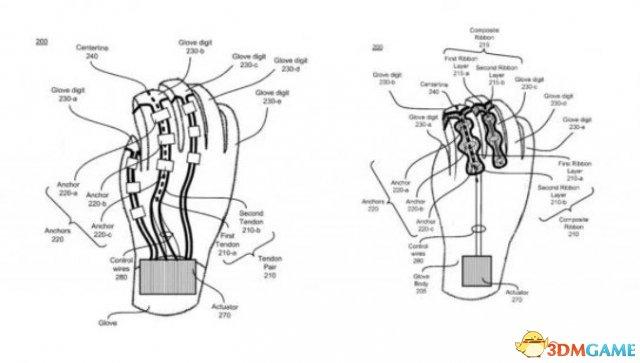 還原更真實手部感觸 Oculus獲得最新VR觸覺專利