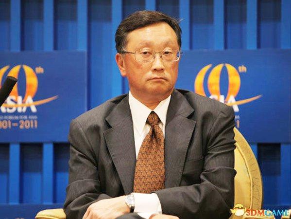 黑莓CEO:自动驾驶普及可以把中国GDP总量提升10%
