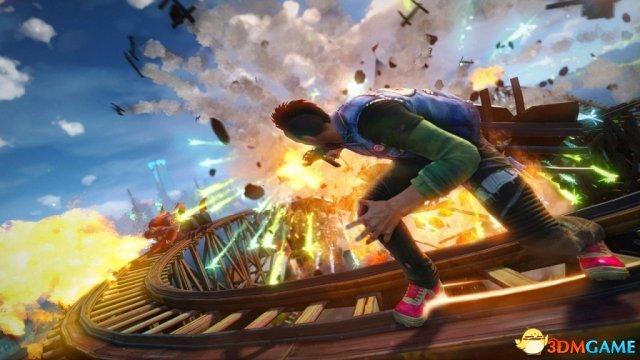 《漫威蜘蛛侠》开发商希望制作《日落过载》续作