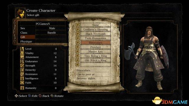 《黑暗之魂:重制版》PC版演示 高清传火画面流畅
