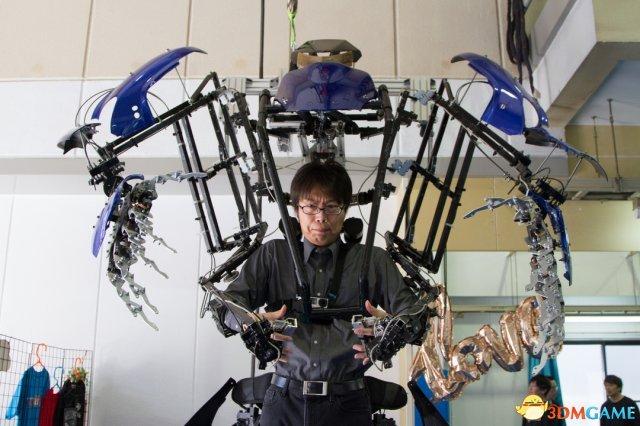 震惊无止境!1000万日元人体机能扩张机甲抢先体验