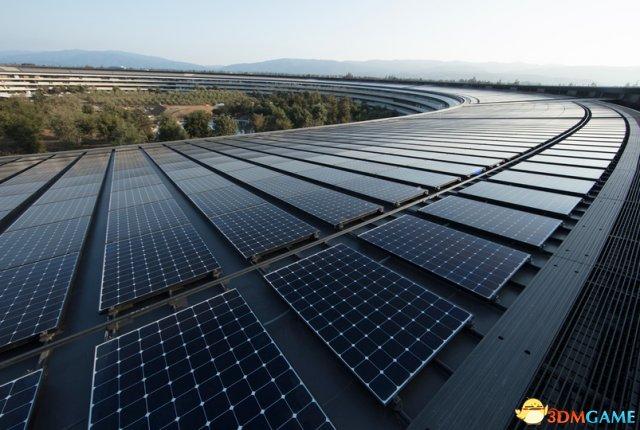 新成就达成!苹果公司绿色再生能源使用率达到100%
