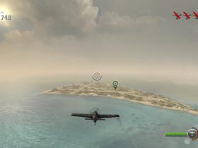 战争之翼 第二次世界大战 游戏截图