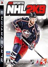 NHL冰球09 欧版