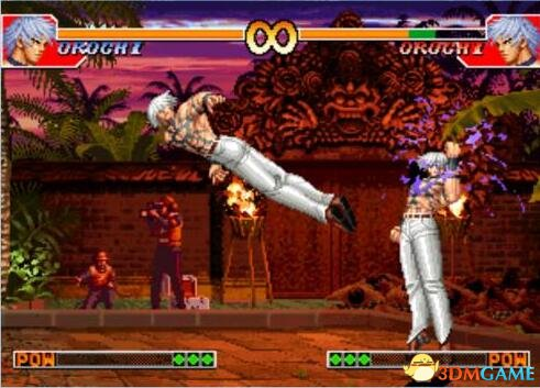 拳皇97:全球对决 OROCHI大蛇解锁补丁