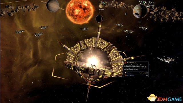《银河文明3》新DLC诡计发布 海量新内容等你挑战