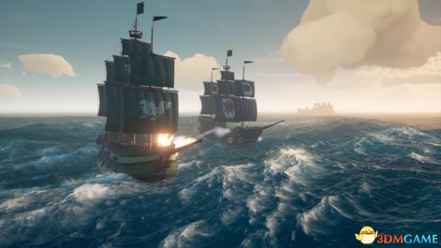 《賊海》未來更新計畫:活動、新船和PvE內容