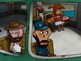 迷失岛2:时间的灰烬 游戏截图