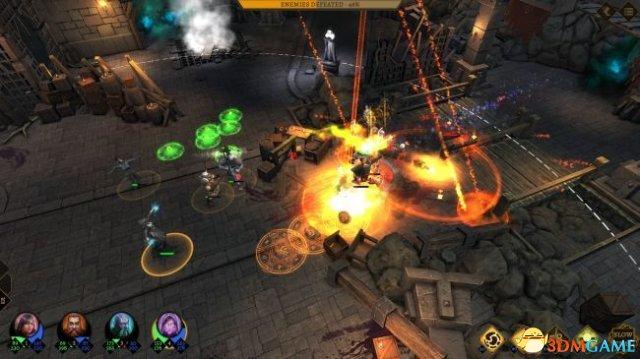 ARPG 《时光之塔》 结束抢先体验 在Steam正式发售