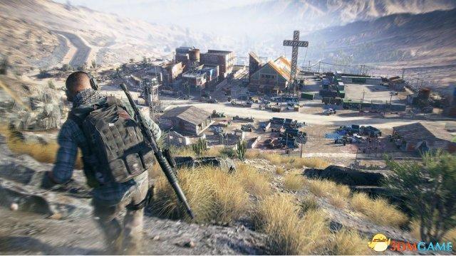 10款地图最大的开放世界游戏 玩家沉迷地图难自拔