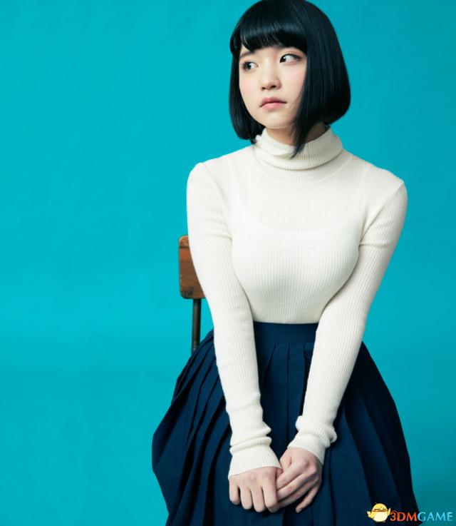 日本18岁女高中生写真 傲人G杯欧派吸引众人目光