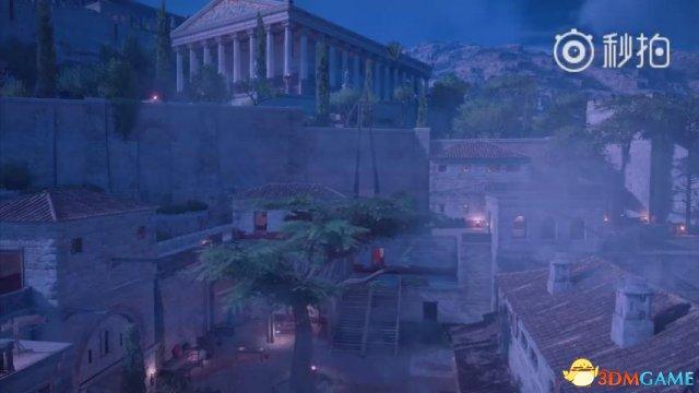 《刺客信条:起源》精美视频:古埃及的自然人文