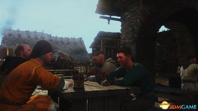 全新体验 《天国:拯救》第三人称视角MOD发布
