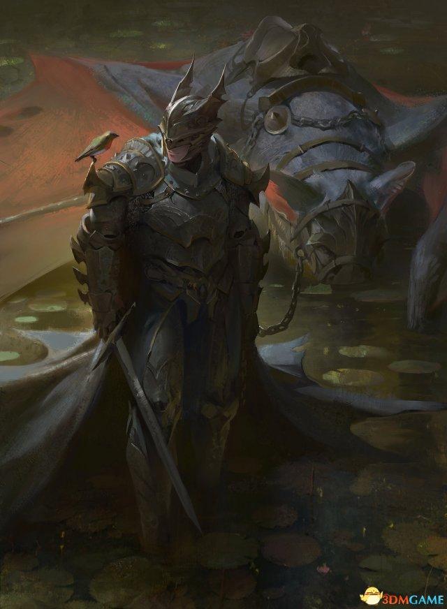《炉石传说》美工小哥概念画赏 角色刻画细致到位