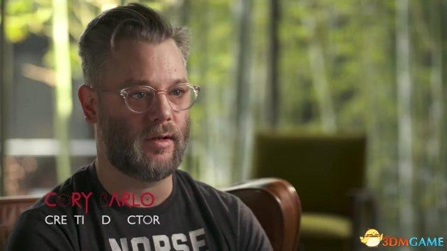"""《战神4》官方幕后视频展示""""奎爷这些年走过的路"""""""