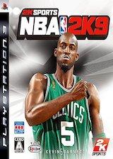 美国职业篮球2K9 日版