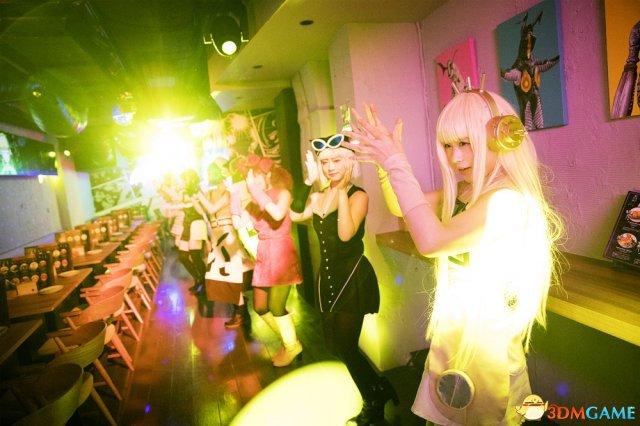 万物皆可娘化 东京新开奥特曼主题餐厅怪兽亦萌娘化