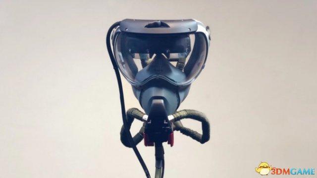 新型实用!火灾时可看清周围场景用AR氧气面罩公开