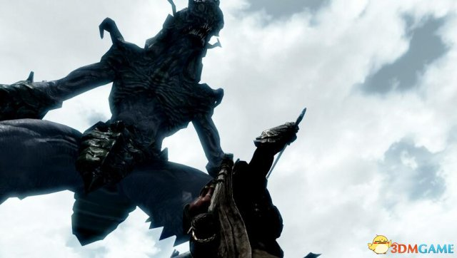 上古卷轴5:天际 怪兽出没神话任务mod第一章汉化版