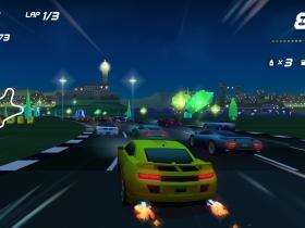 追踪地平线Turbo 游戏截图