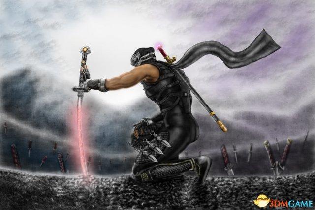 隼龙 《忍者龙剑传》系列 正是超高的难度符合了人们对忍者的定义