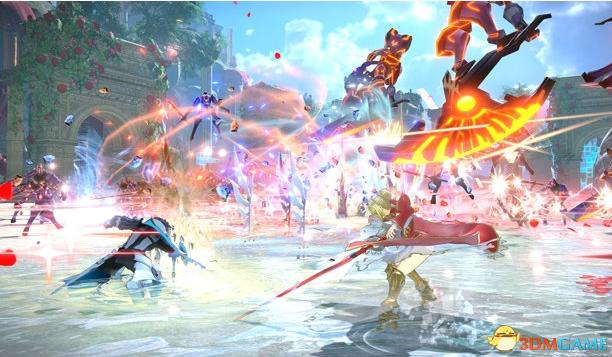 系列新作《Fate/EXTELLA LINK》新战斗系统公开