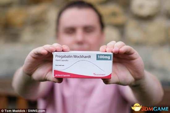 英國男子吃止痛藥後變同性 甩掉女友交男友