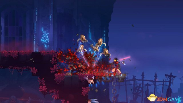 Roguelike类游戏《死亡细胞》PS4/NS简中版将于夏季发售
