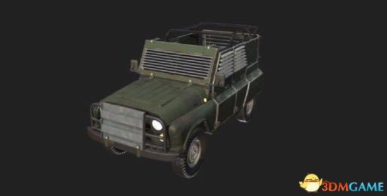 绝地求生新载具武装吉普车 空投新物品