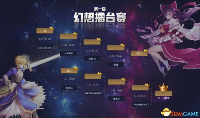 《幻想全明星》首届幻想擂台赛开幕