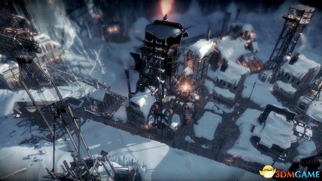 《寒霜朋克》宣传片展示游戏中最重要的11个特性