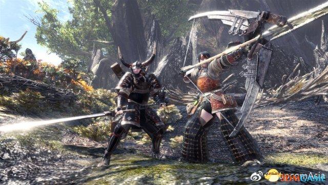 《魔物獵人:世界》免費大型更新第二彈今日上線