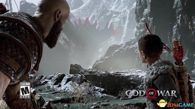 底氣十足!這段《戰神4》的售後宣傳片有點不一樣