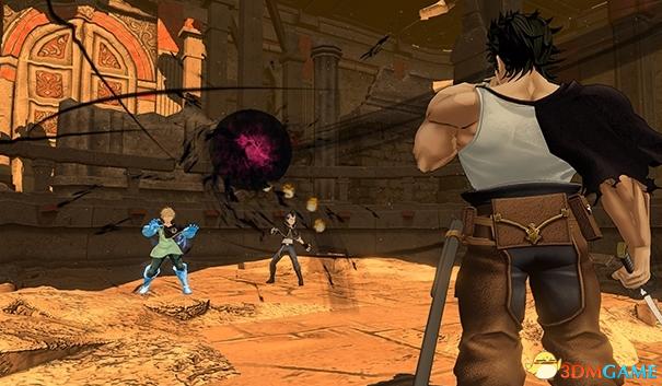 PS4《黑色五葉草:騎士四重奏》新角色&戰鬥系統