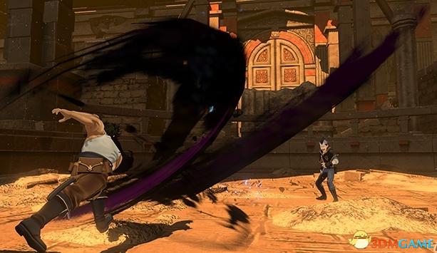 PS4《黑色五叶草:骑士四重奏》新角色&战斗系统