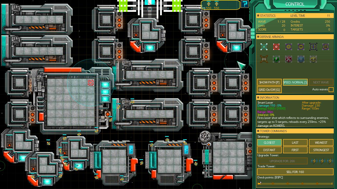 Zotrix:太阳能部门 游戏截图