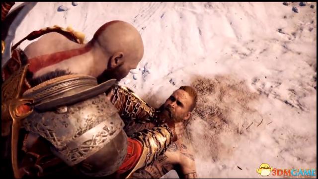 战神4最终BOSS与结局视频