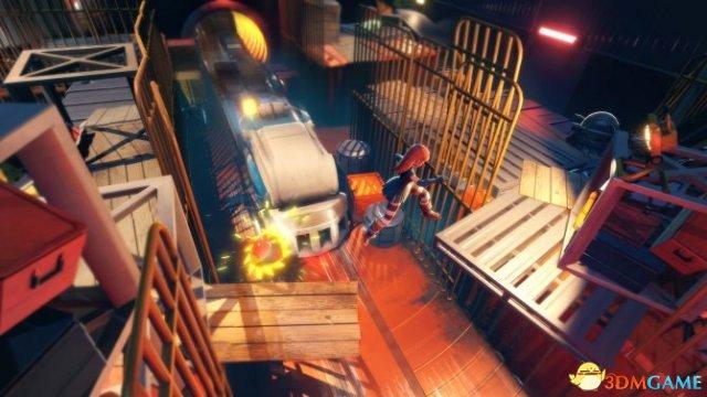 科幻Roguelike游戏作品,公布开场游戏视频