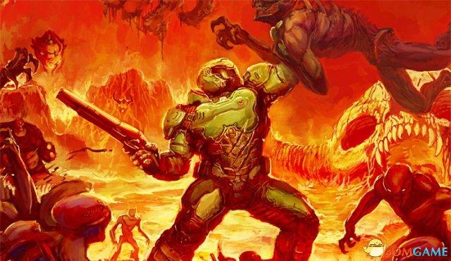 《毁灭战士》将拍新版电影 剧本比巨石强森版好