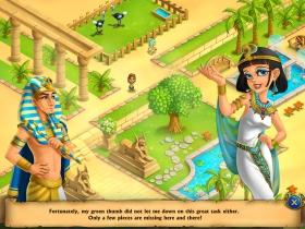 埃及传说:法老花园 游戏截图
