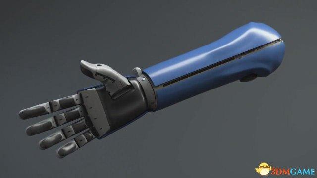 Konami分享《合金装备5》仿生手臂现实版 全球首款