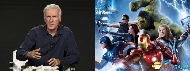 <b>卡梅隆批评超级英雄电影 对科学一点也不负责</b>