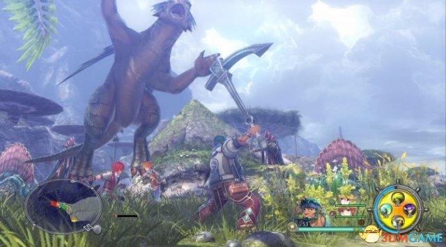 《伊苏8:达娜的安魂曲》PC版Beta测试补丁已推出