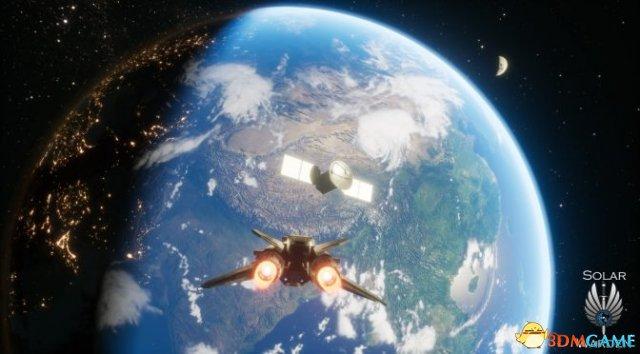 太空射击游戏《太阳守护者》Kickstarter众筹开启