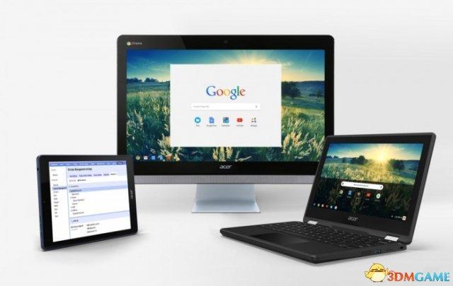 Chrome操作系统终端应用程序暗示其即将支持linux