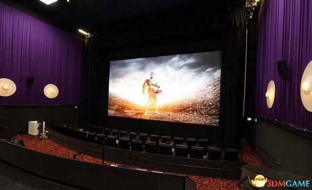 三星在瑞士的影院设置首台 3D Cinema LED 显示器